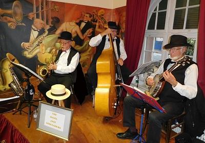Verschoben auf den 7. Januar 2022: Basel Jazz Serenaders