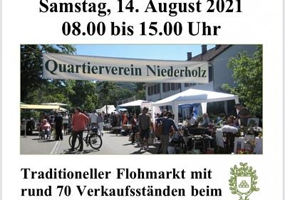 Flohmarkt Niederholz