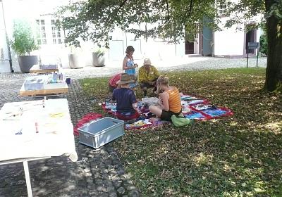 Drop in . . . herbstliches Kreativatelier MUKS Kinder Museum Basteln