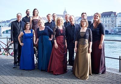 Orgelfestival St. Franziskus, Basler Madrigalisten