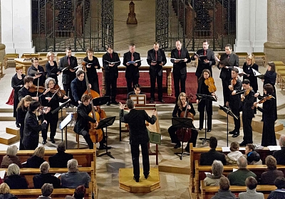 Orgelfestival St. Franziskus, Basler Vokalsolisten